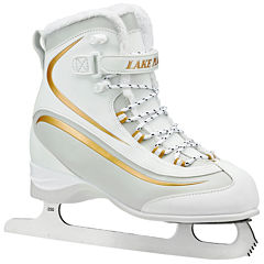 Lake Placid Everest Soft Boot Ice Skates - Womens