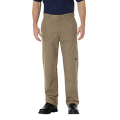 Dickies® Regular-Fit Straight-Leg Double Knee Twill Work Pants