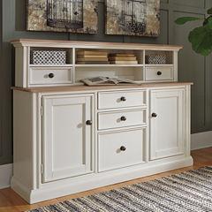 Signature Design by Ashley® Sarvanny Desk Hutch