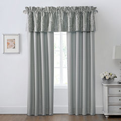 Marquis By Waterford Lauren Rod-Pocket Valance