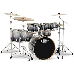 Pacific PDP CM7 Concept Maple 7-pc. Drum Shell Pack with Chrome Hardware