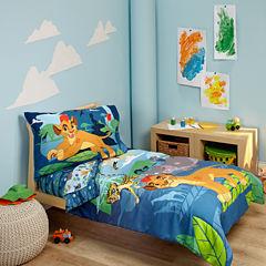 Disney 4-pc. Lion Guard Toddler Bedding Set