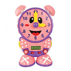 The Learning JourneyTelly The Teaching Time Clock, Pink