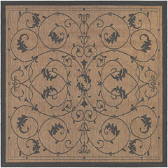 Square Outdoor Rugs & Doormats For The Home - JCPenney