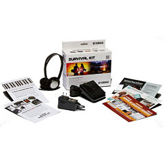 Yamaha Survival Kit and Accessory Pack for Keyboards