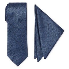 U.S. Polo Assn. Pattern Tie Set