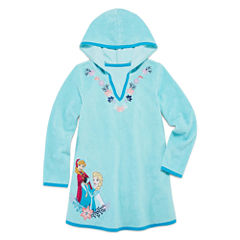 Disney Girls Frozen Coverup