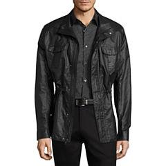 Claiborne Safari Jacket Lightweight Shirt Jacket