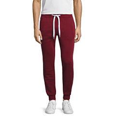 Southpole® Solid Fleece Jogger Pants