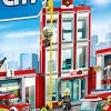 Lego Fire Station