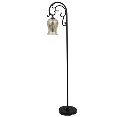 J. Hunt Home Textured Vine Floor Lamp