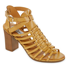 Tallulah Blu Anza Womens Heeled Sandals