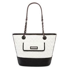Liz Claiborne Camilla Shopper Tote Bag