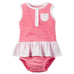 Carter's Skirted Bodysuit - Baby