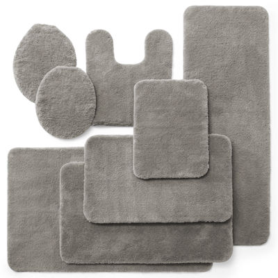 royal velvet plush bath rug collection