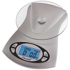 Escali® Vitra Glass-Top Digital Scale