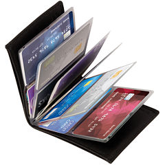 As Seen on TV RFID Security Leather Wonder Wallet™