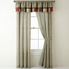 Home Expressions™ Arlington 2-Pack Curtain Panels