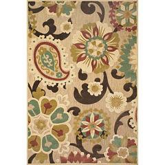 Feizy Rugs® Ava Indoor/Outdoor Rectangular Rug