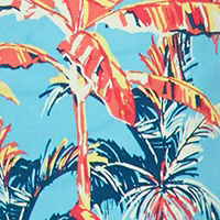 Blue Palm Tree