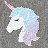 Grey Unicorn