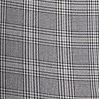 Plaid Jacquard