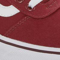 Canvas Burgandy