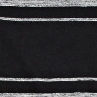 Black Chest Stripe