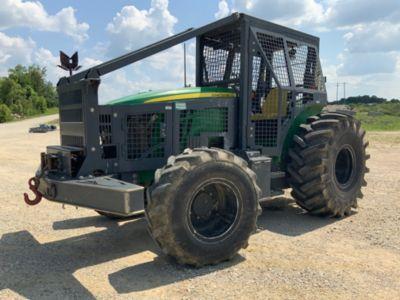 2013 John Deere 5100M Utility Tractor (1139387) | J J  Kane