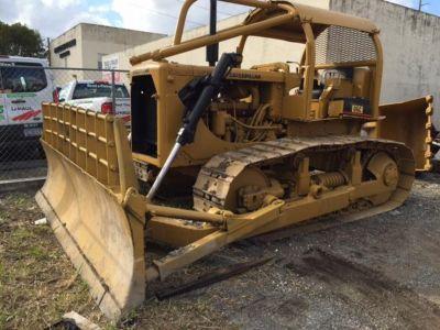 1980 Caterpillar D6C Crawler Tractor (124520) | J J  Kane