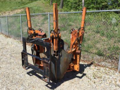 Optimal 1100 Hydraulic Tree Spade Attachment (148727)   J J  Kane
