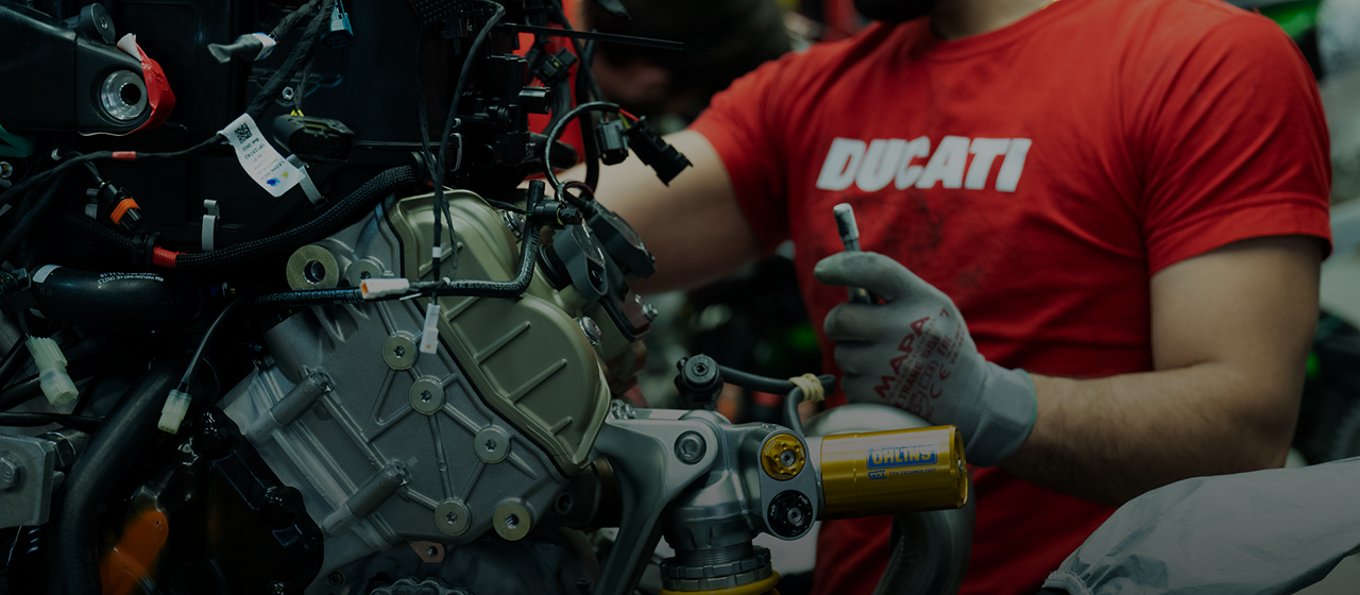 Ducati Hero Banner
