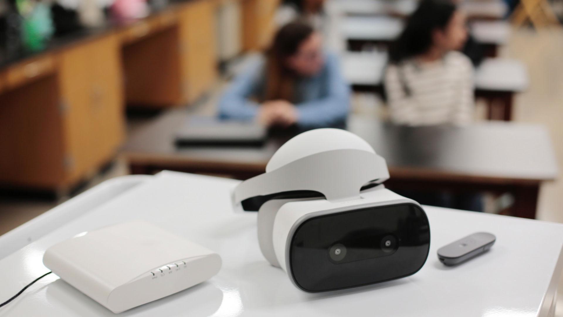 VR Center Headset