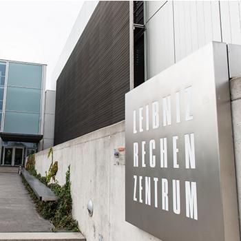 Das Supercomputing Centre des Leibniz Rechenzentrums (LRZ) der Bayerischen Akademie der Wissenschaften.