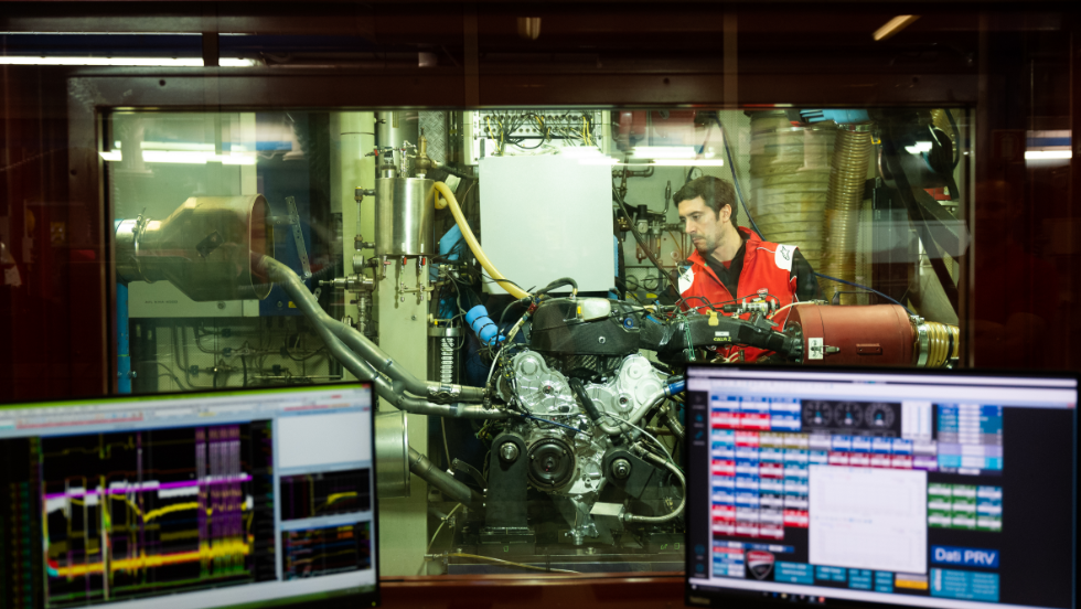 Ducati Side Image