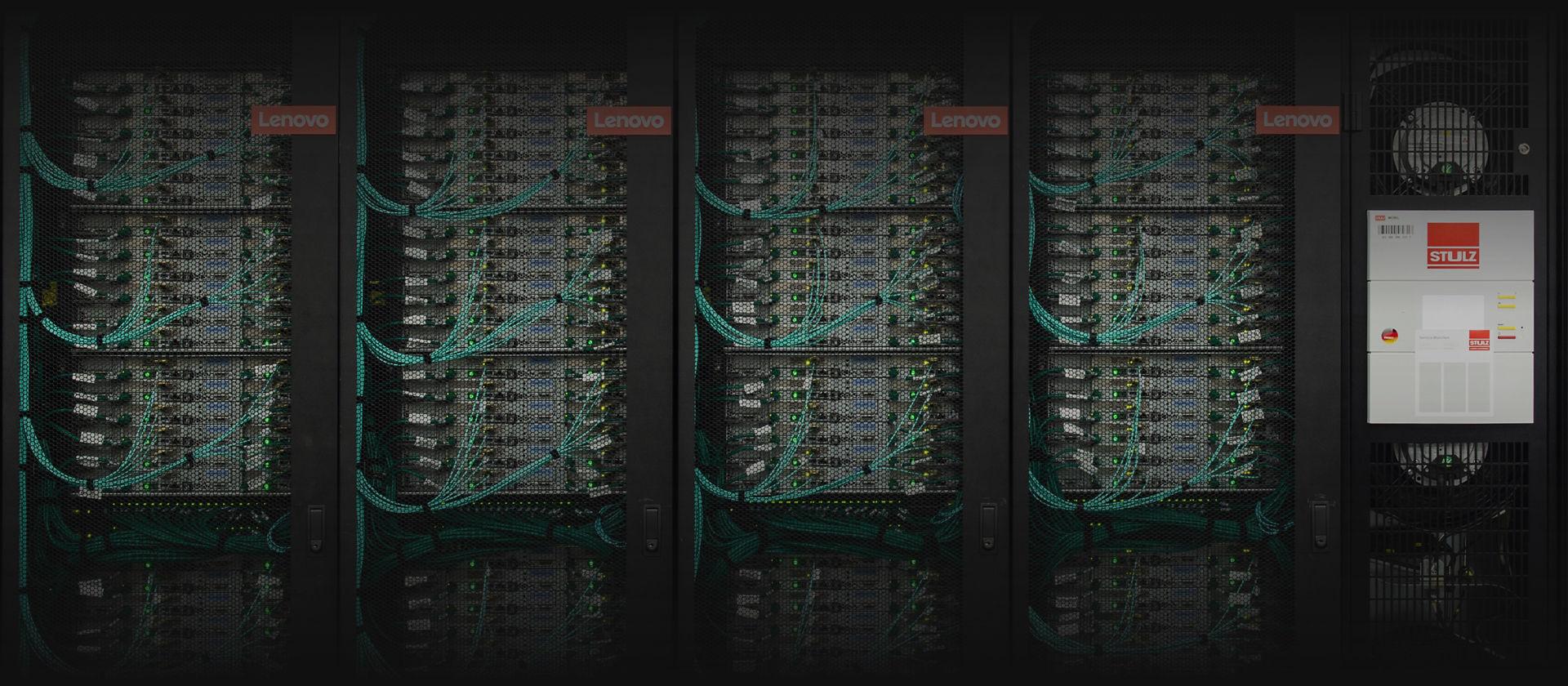 LRZ Background Servers