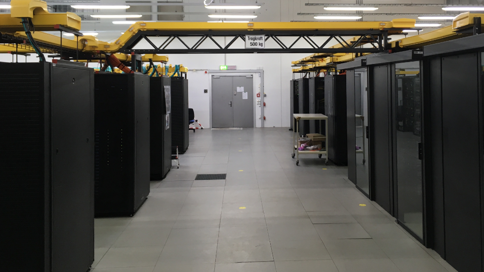 LRZ Servers