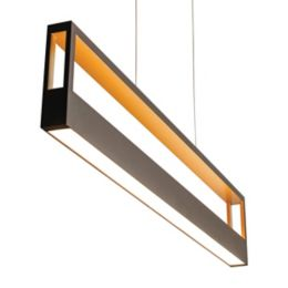 Afx Lighting Echo Led Linear Suspension Light Ylighting