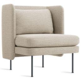 Pleasant Blu Dot Bloke Lounge Chair Yliving Com Ibusinesslaw Wood Chair Design Ideas Ibusinesslaworg