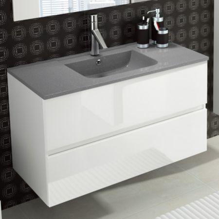 Ambiance Bain Ketty Vanity YLivingcom - Bathroom vanities under usd 200