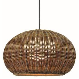 Bover Garota Outdoor Plug In Pendant