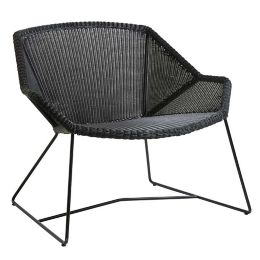 Cool Breeze Lounge Chair By Cane Line At Lumens Com Ibusinesslaw Wood Chair Design Ideas Ibusinesslaworg