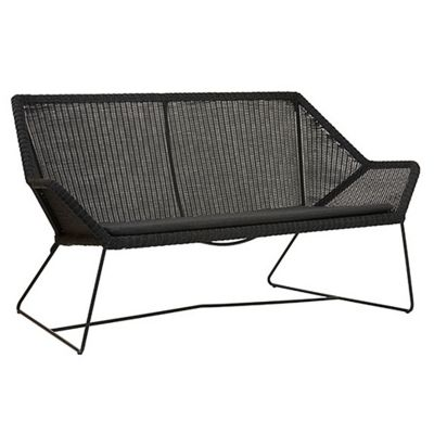 Exceptionnel Cane Line Breeze 2 Seater Lounge Sofa | YLiving.com