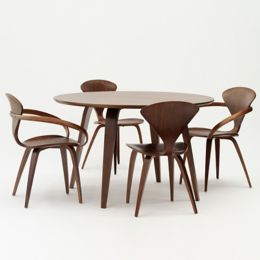 Cherner Chair Company Cherner Side Chair YLivingcom - Cherner dining table