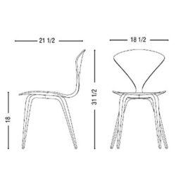 Cherner Chair Company Cherner Stool Yliving Com