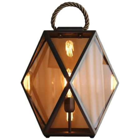 Contardi Lighting Muse Lantern Floor