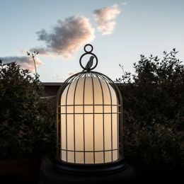 Contardi Lighting Freedom Birdcage Outdoor Light Ylighting