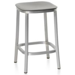 1 Inch Counter Stool By Emeco At Lumens