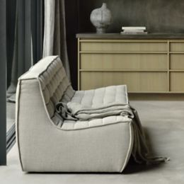 Incredible Ethnicraft N701 3 Seater Sofa Yliving Com Inzonedesignstudio Interior Chair Design Inzonedesignstudiocom
