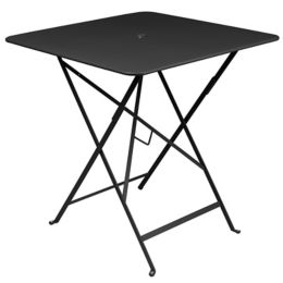 Fermob bistro 28 square table yliving watchthetrailerfo